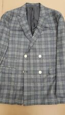 NWT $6000 SARTORIA CHIAIA  40 FULL CANVAS ALL HAND MADE , KITON ATTOLINI