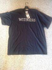 Nike Lebron 2004 RARE JEWEL Witness T Shirt 100% Authentic Size XXL Black NWT!