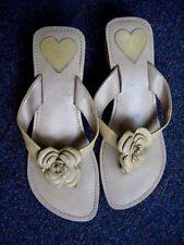 Unbranded Platforms & Wedges 100% Leather Sandals for Women