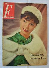 IHRE FREUNDIN 1959 Nr. 24: Burg Hornberg / Silvio Francesco / Irene Thonke
