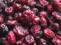 DRIED CRANBERRIES, 2 LBS FREE SHIPPING