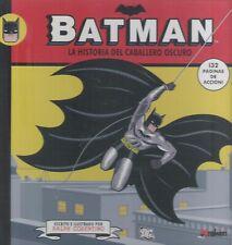 BATMAN : LA HISTORIA DEL CABALLERO OSCURO , Ralph Cosentino