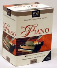 The Piano - Complete Classical Music Library 16 CD Box Set