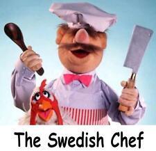 The Swedish Chef # 10 - 8 x 10 - T Shirt Iron On Transfer - Muppets