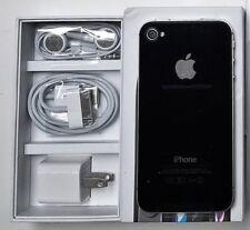 Apple iPhone 4s - 8GB - Black (Verizon) A1387 (CDMA + GSM) NEW
