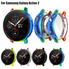 Gradient Color Watch Protector Case For Samsung Galaxy Watch Active 2 40/44mm
