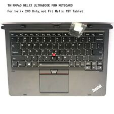 Lenovo ThinkPad X1 Helix 2nd 20CG 20CH Ultrabook Pro US Keyboard