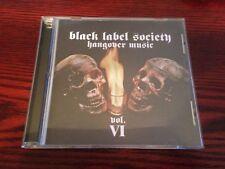 Black Label Society - Hangover Music, Vol. VI  Zakk Wylde (CD, Apr-2004)