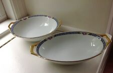 THOMAS WINDSOR VEGETABLE BOWL SET OF 2  EXCELLENT CONDITION!