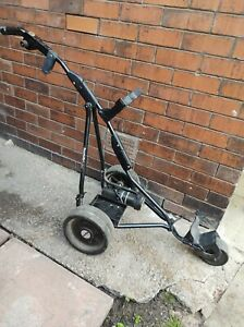 Powakaddy Freeway electric golf trolley, battery and charger.