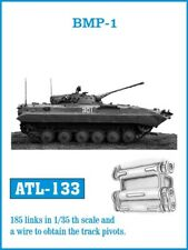Friulmodel ATL-133 1/35 Soviet BMP-1 Metal Tracks (185 links)