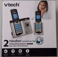 Geniune VTech Handset Connect Cell Answering Phone System Bluetooth DS6621-2