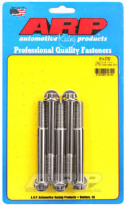 ARP614-3750 ARP 614-3750 7/16-14 X 3.750 12Pt 1/2 Wrenching SS Bolts