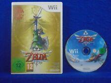 *wii ZELDA SKYWARD SWORD The Legend Of Zelda (NI) *x Nintendo PAL UK Version
