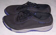 MERRELL Unifly Select Fresh Grip Black Purple Sneakers Womens Shoes Size 6.5 EUC