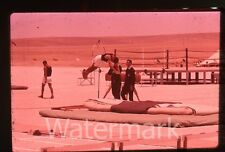 Amateur 35mm  Photo slide Marfraq Jordan 1960 Army Physical fitness military  #3