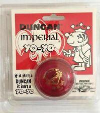 Duncan Vintage Replica Imperial Plastic YoYo 75th Anniversary Label Error