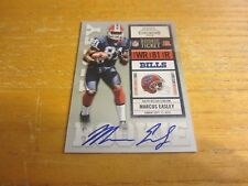 Marcus Easley Signed 2010 Playoff Contenders #223A ROOKIE Card NFL Buffalo Bills