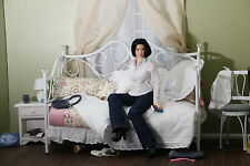 Custom OOAK 1/6 playscale Bed and Bedroom set action figures Hot Toys Barbie