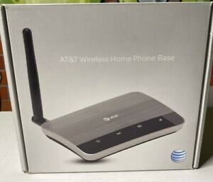 AT&T WF720 Wireless Home Phone Base Open Box BRAND NEW