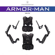 TiLTA-MAX ARM-T02 ARMOR-MAN II Ultimate Steadicam Gimbal Support For DJI RONIN 2