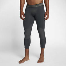 Mens Nike Pro Basketball Tights 880825-060 Anthracite Brand New Size XL