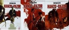 Hanzo The Razor Sword of Justice+Who s Got The Gold+The Snare-COMPLETE SET