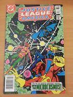 Justice League of America #213 ~ VERY FINE - NEAR MINT NM ~ 1983 DC Comics