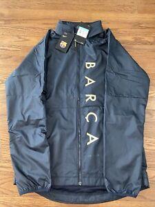 Nike FC Barcelona Lightweight Training Jacket CT1793-475 Men's Size M Medium NEW