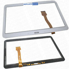 For Galaxy Tab 4 10.1 Replacement Touch Screen Digitizer White Adhesive T530 OEM