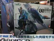 Gundam GN-0000 + GNR-010 00 Raiser GUNPLA PG Perfect Grade 1/60 BANDAI Model Kit