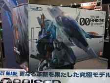 Gundam GN-0000 + GNR-010 00 Raiser GUNPLA PG Perfect Grade 1/60 BANDAI Model Kit