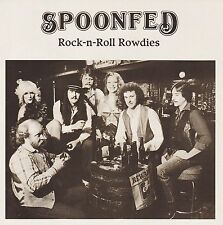 CD SPOONFED Rock N Roll Rowdies / Hard Southern Rock USA 1983 / 38 SPECIAL
