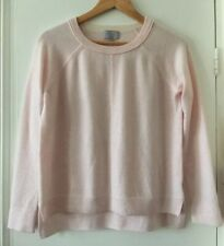 Pure Collection 100% cashmere pink jumper size 10 / S