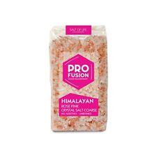 Profusión del Himalaya Rosa Sal Gruesa 500g