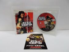 PlayStation3 -- Red Dead Redemption -- PS3. JAPAN GAME. 56525