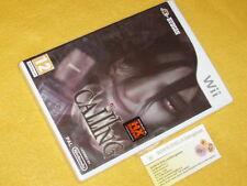 CALLING Nintendo Wii U NUOVO SIGILLATO versione PAL ITALIANA HALIFAX RARO NEW