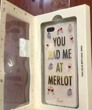 Sonix You Had Me At Merlot Case Fits iPhone 8 Plus 7 Plus 6S+ 6+NIB 1yr Warranty