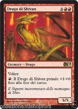 1x -  Drago di Shivan / Shivan Dragon - MAGIC 2014