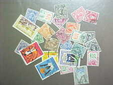 25 Different Zanzibar Stamp Collection - Lot