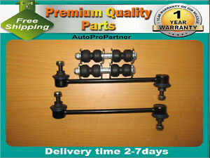 4 FRONT REAR SWAY BAR LINKS FOR FRONTIER 4WD 98-04 4X4