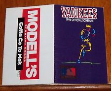 New York Yankees schedule 1994 # 3