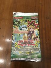 YUGIOH - MAGIC RULER (MRL) 1ST EDITION BOOSTER PACK - OVP/SEALED!