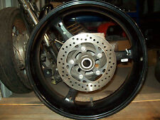 Suzuki GSXR 600 750 Rear Wheel 06 07 2006 2007