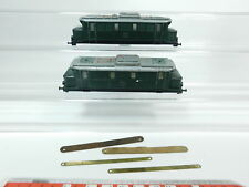 bg289-1 #2x MÄRKLIN H0 Cuerpo de hierro fundido para 3011 Locomotora eléctrica