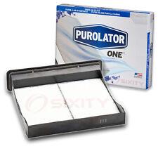 Purolator ONE Cabin Air Filter for 2009-2018 Subaru Forester - HVAC Dust hw