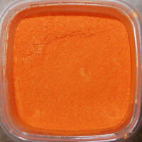 2g Natural Orange Mica Pigment Powder Soap Making Cosmetics