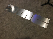 New ListingDelorean Motor Company Dmc Sign letters cut in steel original rare