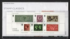 GB 2019 STAMP CLASSICS STAMP PRESENTATION PACK