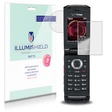 iLlumiShield Anti-Glare Matte Screen Protector 3x for Casio G'zOne Ravine